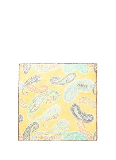 Rosi Collection Mendil Sarı